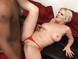 Big Black Cock for Busty Blonde Missy Monroe