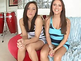 Gracie Glam, Lizz Taylor and Mike Adriano